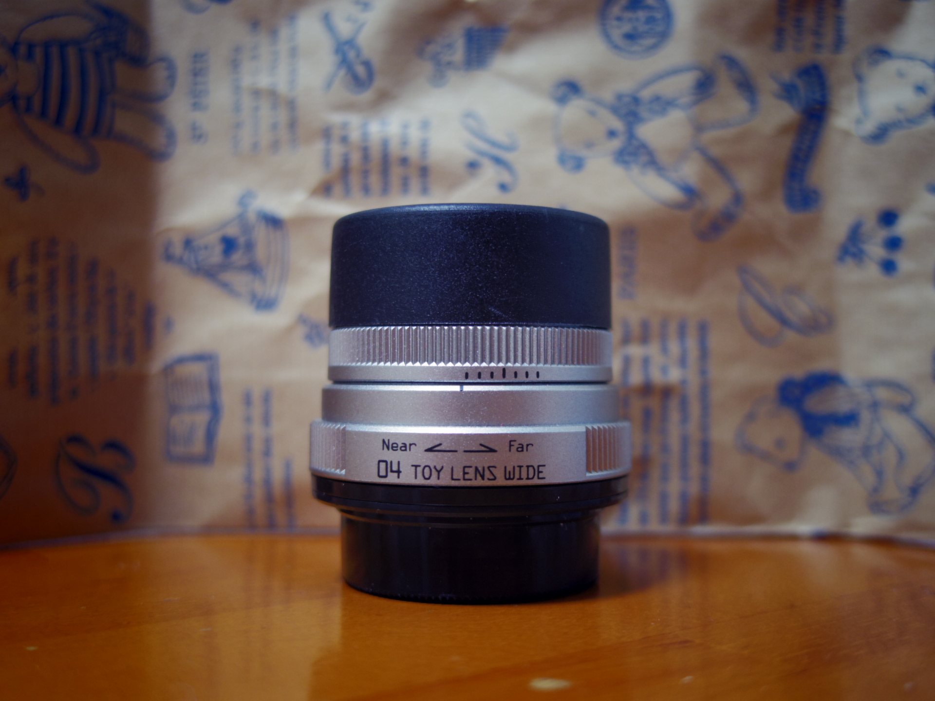 PENTAX 04 TOY LENS WIDE 6.3mm F7.1 を購入しました。